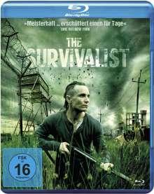 The Survivalist (Blu-ray), Blu-ray Disc