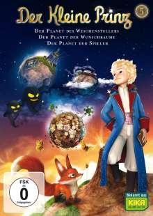 Der kleine Prinz Vol. 5, DVD