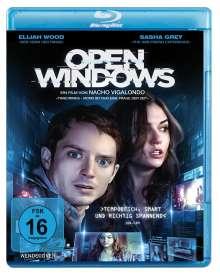 Open Windows (Blu-ray), Blu-ray Disc