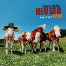 "Klaus ""Major"" Heuser: Whats Up?, CD"