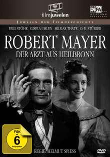 Robert Mayer - Der Arzt aus Heilbronn, DVD
