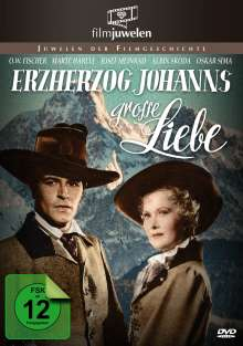 Erzherzog Johanns große Liebe, DVD