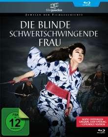 Die blinde schwertschwingende Frau (Blu-ray), Blu-ray Disc