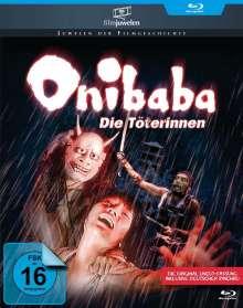 Onibaba - Die Töterinnen (Blu-ray), Blu-ray Disc