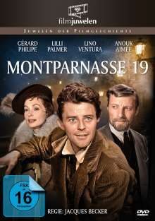 Montparnasse 19, DVD