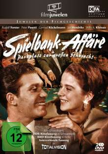 Spielbank-Affäre / Parkplatz zur großen Sehnsucht, 2 DVDs