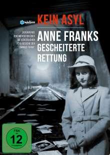 Kein Asyl - Anne Franks gescheiterte Rettung, DVD