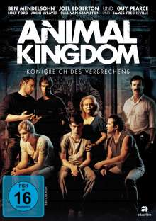 Animal Kingdom, DVD