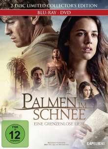 Palmen im Schnee - Eine grenzenlose Liebe (Blu-ray & DVD im Mediabook), 1 Blu-ray Disc und 1 DVD