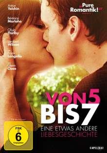 Von 5 bis 7 - Eine etwas andere Liebesgeschichte, DVD