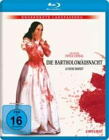 Die Bartholomäusnacht (Blu-ray), Blu-ray Disc