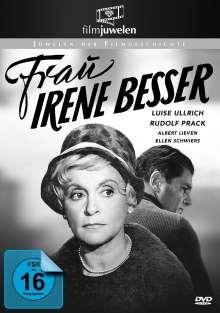 Frau Irene Besser, DVD