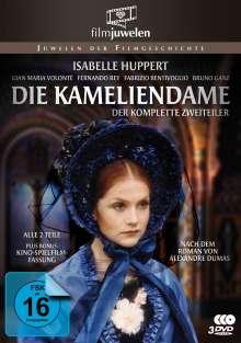 Die Kameliendame (1981), 3 DVDs