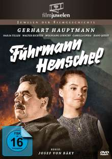 Fuhrmann Henschel, DVD