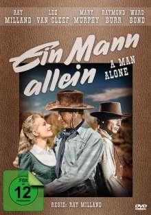 Ein Mann allein, DVD