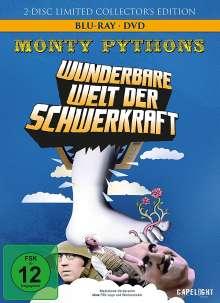 Monty Python's wunderbare Welt der Schwerkraft (Blu-ray & DVD im Mediabook)