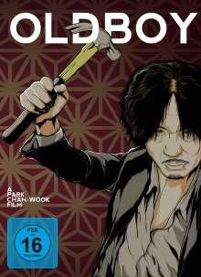 Oldboy (2003) (Blu-ray & DVD im Mediabook), 2 Blu-ray Discs