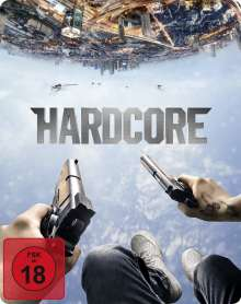Hardcore (Blu-ray im Steelbook), Blu-ray Disc