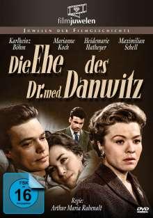 Die Ehe des Dr. med. Danwitz, DVD