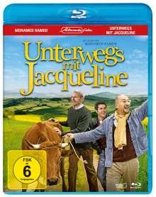 Unterwegs mit Jacqueline (Blu-ray), Blu-ray Disc