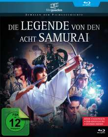 Die Legende von den acht Samurai (Blu-ray), Blu-ray Disc