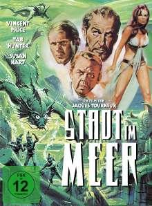 Stadt im Meer (Blu-ray & DVD im Mediabook), 2 Blu-ray Discs