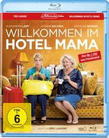 Willkommen im Hotel Mama (Blu-ray), Blu-ray Disc