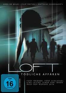 Loft - Tödliche Affären, DVD
