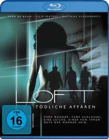 Loft - Tödliche Affären (Blu-ray), Blu-ray Disc