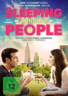 Sleeping with other People, DVD