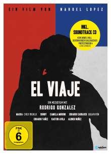 El Viaje - Ein Musikfilm mit Rodrigo Gonzalez, 1 DVD und 1 CD