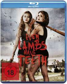 Even Lambs Have Teeth (Blu-ray), Blu-ray Disc