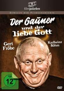 Der Gauner und der liebe Gott, DVD