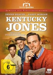 Kentucky Jones, 3 DVDs