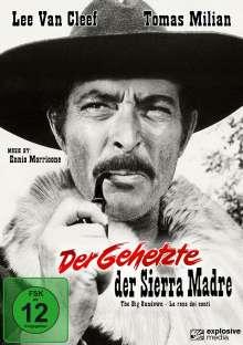 Der Gehetzte der Sierra Madre, DVD