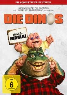 Die Dinos Staffel 1, DVD