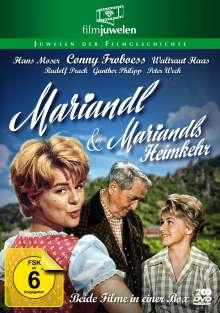 Mariandl & Mariandls Heimkehr, 2 DVDs