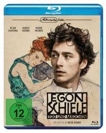 Egon Schiele (Blu-ray), Blu-ray Disc
