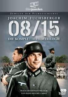08/15 (Komplette Filmtrilogie), 3 DVDs