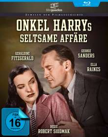 Onkel Harrys seltsame Affäre (Blu-ray), Blu-ray Disc