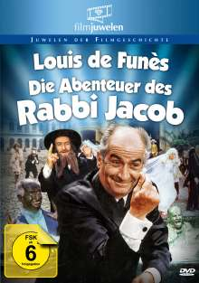 Die Abenteuer des Rabbi Jacob, DVD