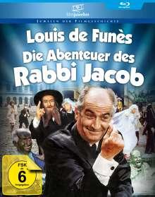 Die Abenteuer des Rabbi Jacob (Blu-ray), Blu-ray Disc
