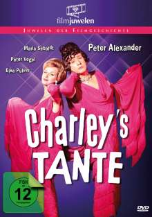Charleys Tante (1963), DVD