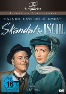 Skandal in Ischl, DVD