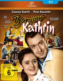 Bonjour Kathrin (Blu-ray), Blu-ray Disc