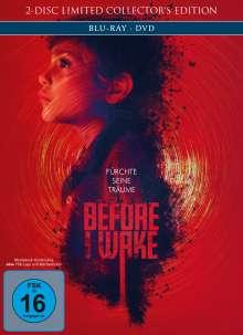 Before I Wake (Blu-ray & DVD im Mediabook), 1 Blu-ray Disc und 1 DVD