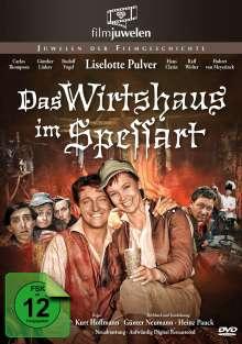 Das Wirtshaus im Spessart, DVD