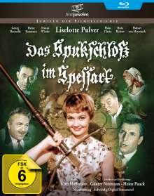 Das Spukschloss im Spessart (Blu-ray), Blu-ray Disc