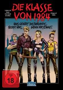 Die Klasse von 1984, DVD