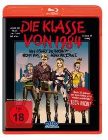 Die Klasse von 1984 (Blu-ray), Blu-ray Disc